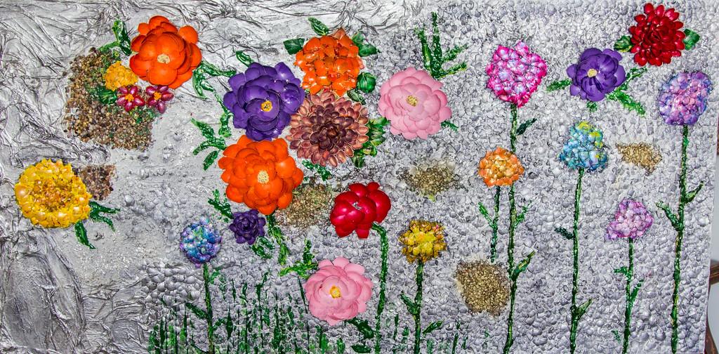 Magic Garden Canvas
